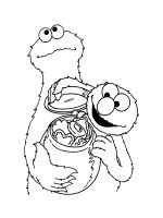 Cookie-Monster-coloring-pages-4