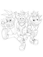 Crash-Bandicoot-coloring-pages-12