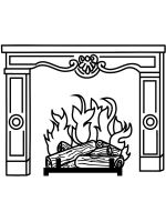 Fireplace-coloring-pages-7