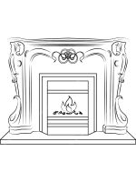 Fireplace-coloring-pages-8