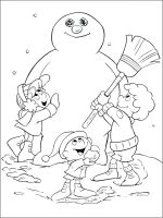 Frosty-the-Snowman-coloring-pages-3