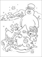 Frosty-the-Snowman-coloring-pages-7