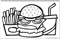 Hamburger-coloring-pages-9