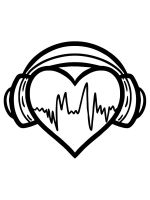 Headphones-coloring-pages-1
