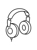 Headphones-coloring-pages-2