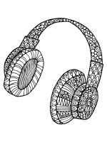 Headphones-coloring-pages-3