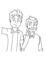 Hello-Neighbor-coloring-pages-4