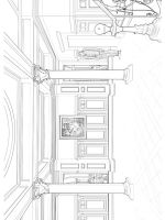 Museum-coloring-pages-1