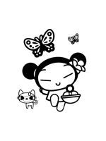 Pucca-coloring-pages-3