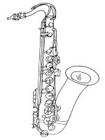 Saxophone-coloring-pages-10