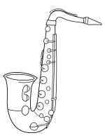 Saxophone-coloring-pages-3