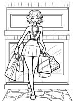 Shopping-coloring-pages-2