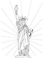 Statue-of-Liberty-coloring-pages-11