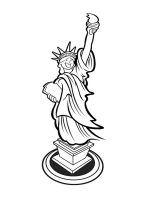 Statue-of-Liberty-coloring-pages-7