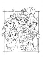 The-Promised-Neverland-coloring-pages-6