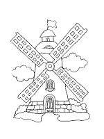 Windmill-coloring-pages-1