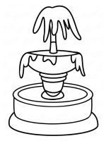 fountain-coloring-pages-4