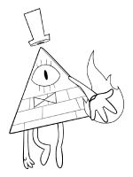 gravity-falls-bill-cipher-coloring-pages-8