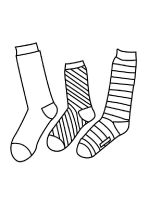 socks-coloring-pages-2