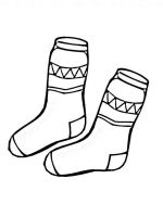 socks-coloring-pages-4