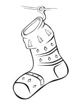 socks-coloring-pages-8