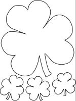 Clover-coloring-pages-13
