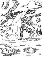 Waterfall-coloring-pages-4