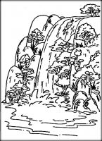 Waterfall-coloring-pages-6