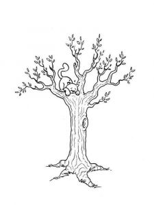 tree-coloring-pages-2
