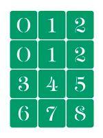 number-stencils-17