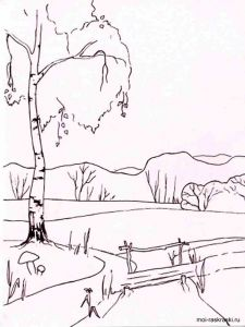 birch-tree-coloring-pages-14